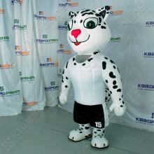 Надувная ходячая кукла Леопард