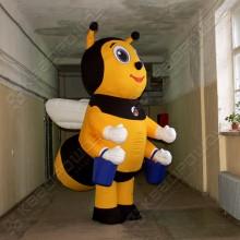 Ростовая надувная кукла Пчела