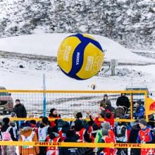 Надувной волейбольный мяч для клуба в Липецке