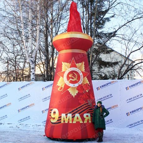 Стела на День Победы 5 метров
