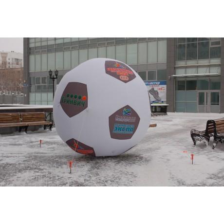 Надувная фигура мяча