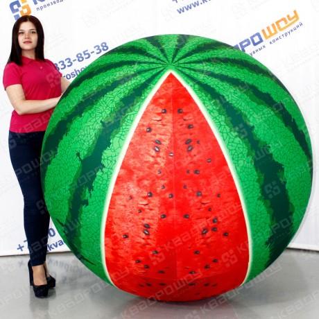 Фигура надувная мяч Арбуз