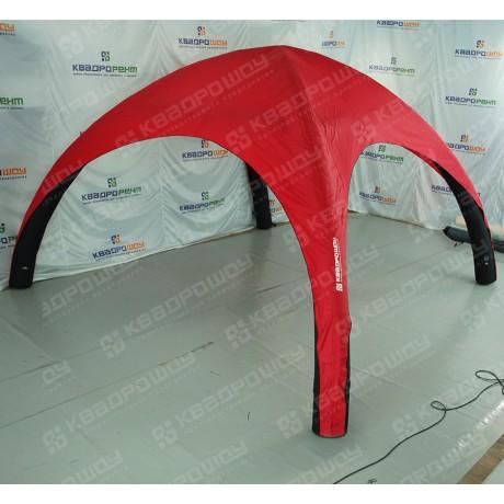 Герметичная палатка красная