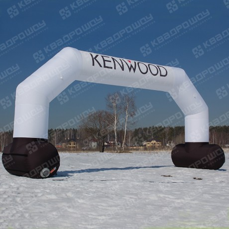 Надувные ворота Kenwood