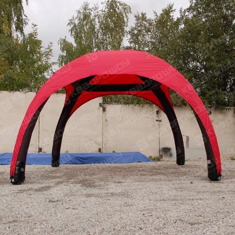 Надувная конструкция палатки