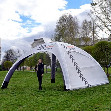 Торговая палатка на День Города