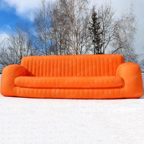 Надувная реклама для мебельного салона