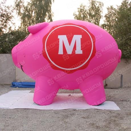 Надувная фигура свинки