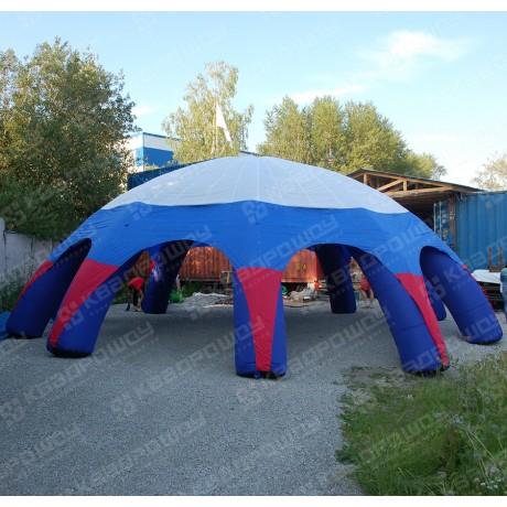 Надувной шатёр
