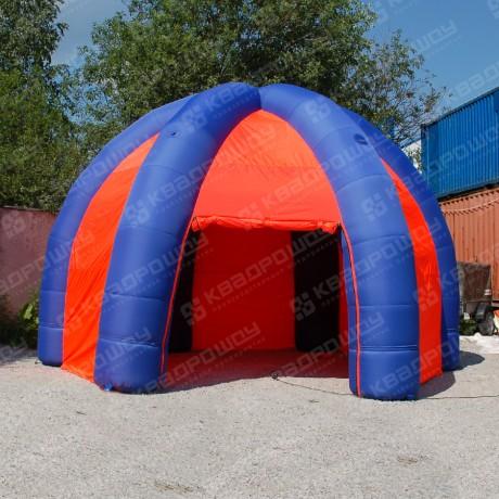 Надувная фигура шатра шестиопорного