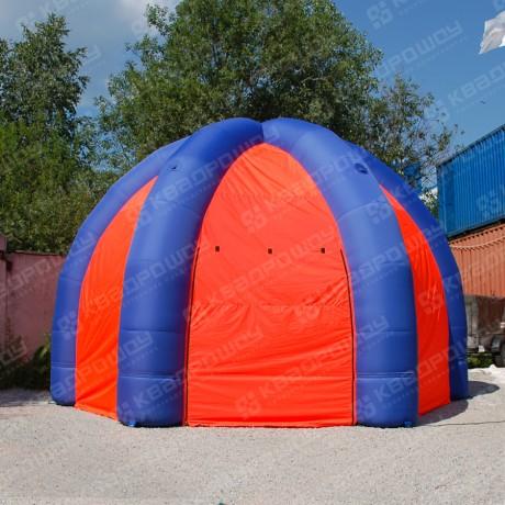 Надувная фигура шатра