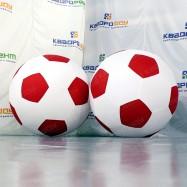 надувные декорации футбольные мячи