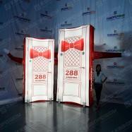 Реклама салона дверей