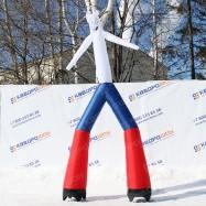 аэромен российский флаг 4 метра