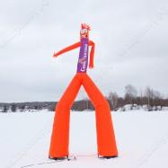 Танцующий надувной человечек Аэромен