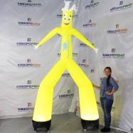 Aeromen yellow