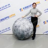 Надувная Луна большой мяч