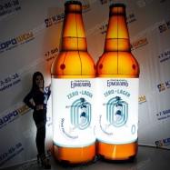 Надувные фигуры Бутылка пива