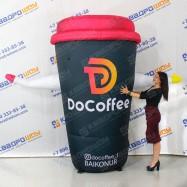 Рекламная фигура Стакан кофе