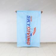 флаг прямоугольный для sky diving