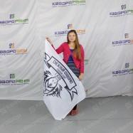 Флаг 90 на 135 для спортивной организации