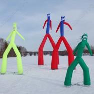 Надувные фигуры на праздник аэромены