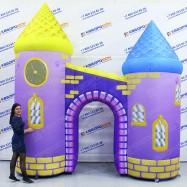 Надувная конструкция Арка - Замок