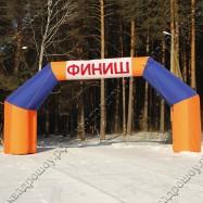 Надувная арка Финиш