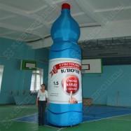 Большая бутылка Минеральной воды
