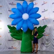 Декорация для оформления цветок