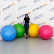 Мячи надувные интерактивные