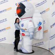 Надувная фигура Астронавт