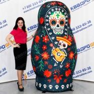 надувная фигура мексиканская матрешка гастрит