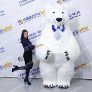 надувная кукла медведь