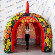Надувная палатка для розничной торговли