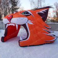 Хоккейная арка Рысь