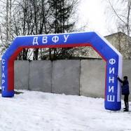 Спортивная арка старт финиш