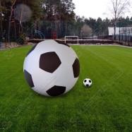 Надувная конструкция футбольный мяч