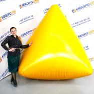 Надувная фигура для пейнтбола пирамида