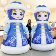 Ростовая фигура Снегурочка