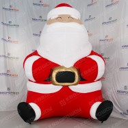 Оформительский Дед Мороз