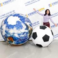 Большие надувные мячи