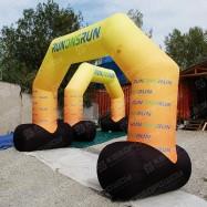 Надувные арки для спортивных мероприятий