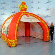 promo шатер