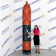 пневмофигура огромная рекламная колбаса