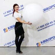 Надувная большая фигура мяч