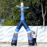 аэро мен воздушная фигура человека