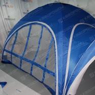 Надувная конструкция палатка