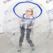 Командный аттракцион бампербол