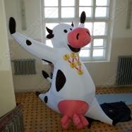 Надувная фигура Корова Чемпион
